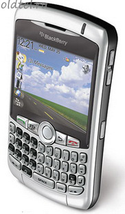 BlackBerry Curve 8300