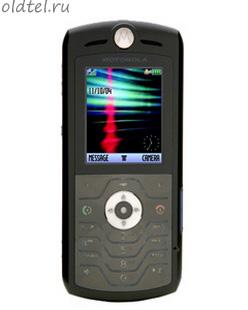 Motorola SLVR L7