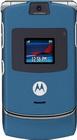 Motorola V3 Cosmic Blue